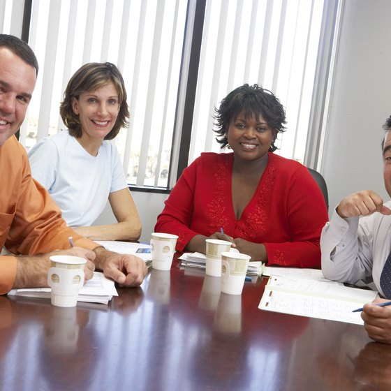 An office committee can help boost company morale while saving your business money.
