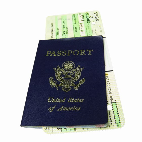 Correcting a passport is a straighforward, though time-consuming, process.