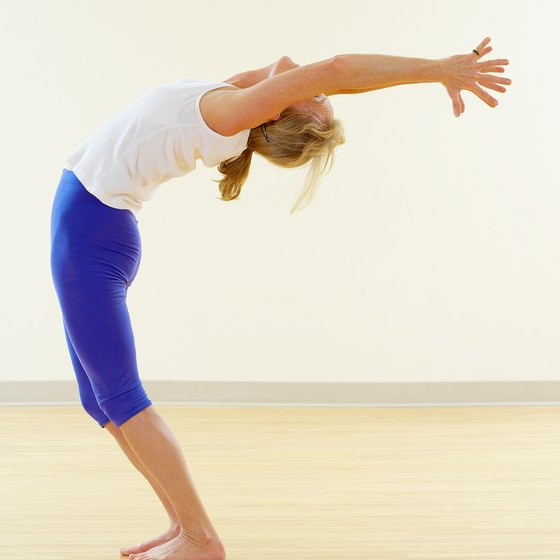 In yoga tradition backbends are believed to open your heart.