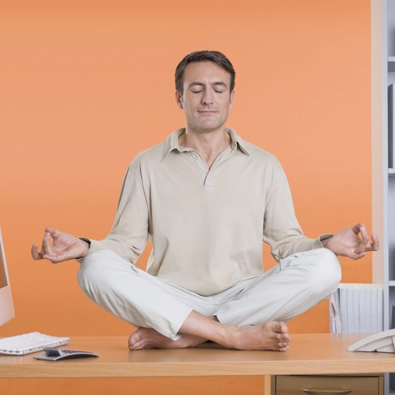 Creating time for a daily yoga practice activates the parasympathetic nervous system and strengthens your body's ability to relax.