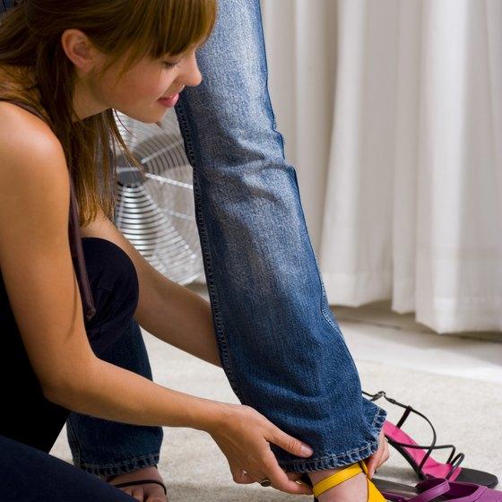 Boost buzz about your shoe boutique.