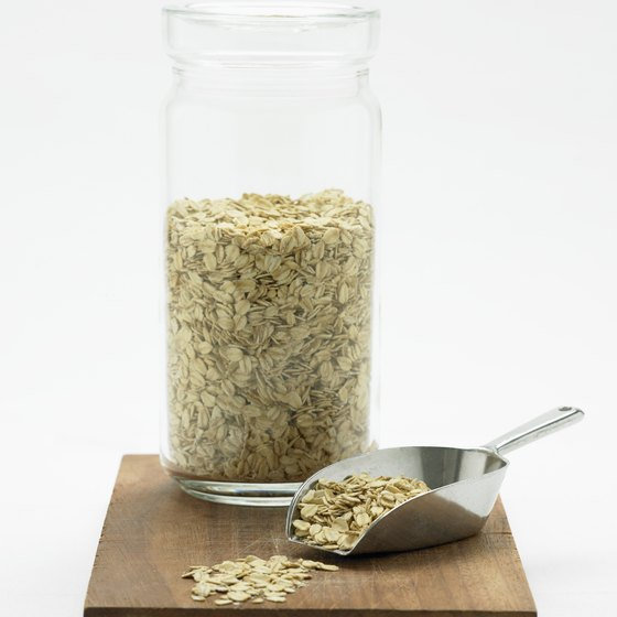 Steel cut oats are raw and have been minimally processed.