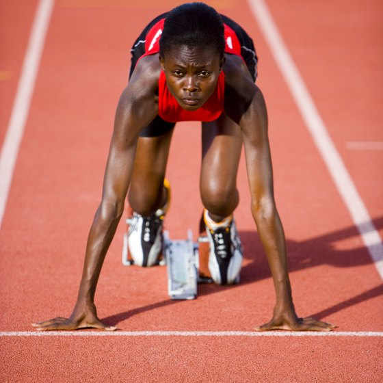 Increase your sprinting ability with strength-training exercises and plyometrics.