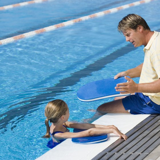 Many youth swimming instructors put the compact jump at the top of the itinerary.