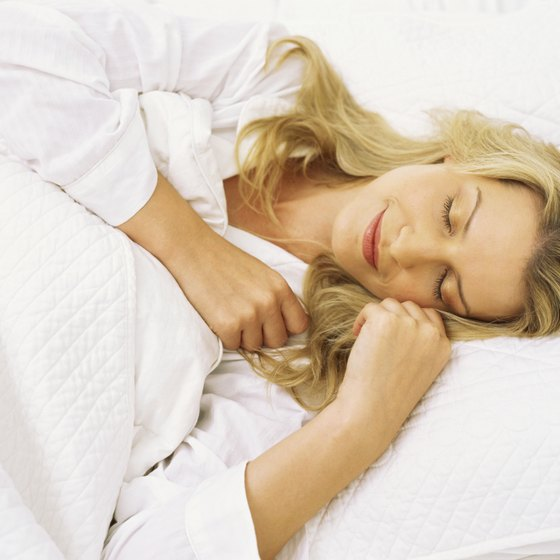 Exercise ramps up metabolism, even as you sleep.