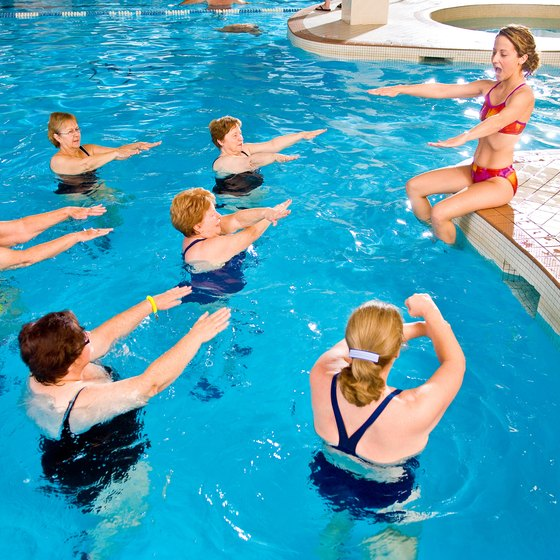 Types Of Water Fitness Certifications Healthy Living