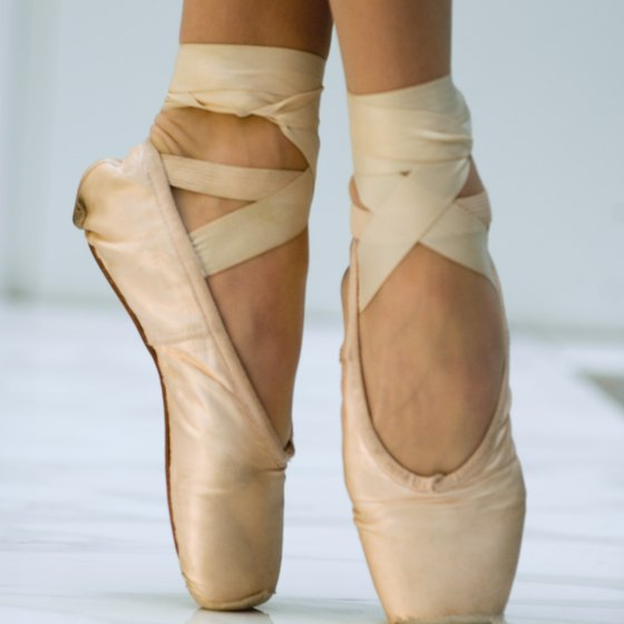 Exercises and stretching will help you achieve a better ballet arch.