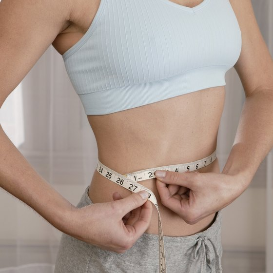 Watch the inches melt away as you lose weight and tone your midsection.