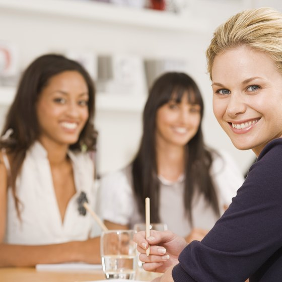 Informal groups are as strong as formal groups in your small business.