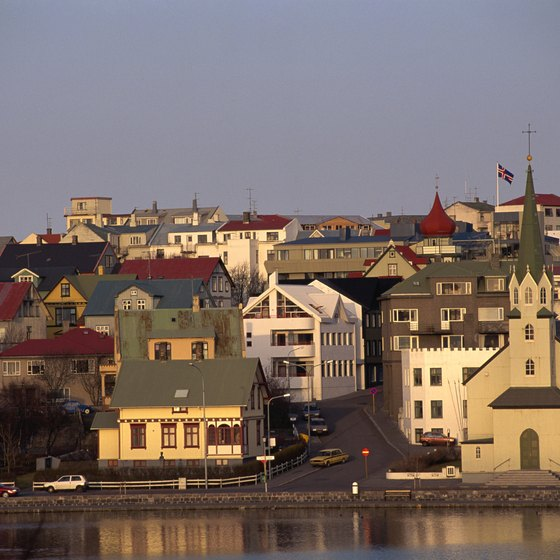 Reykjavik is the world's northernmost capital city.