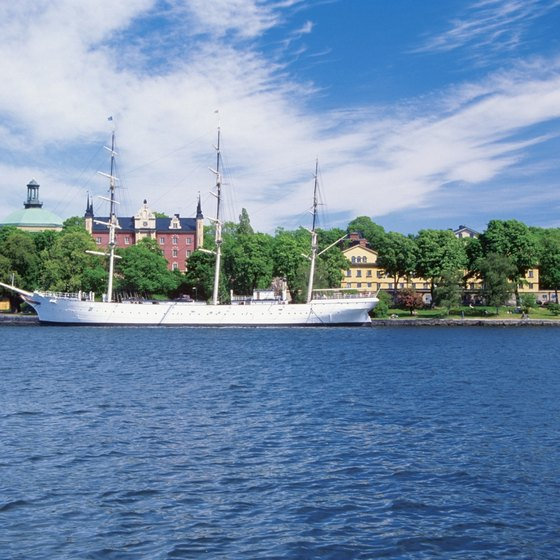 No tourist visa need to see Stockholm thanks to the Schengen Agreement.