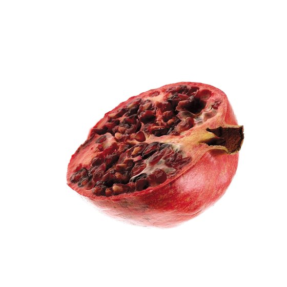 Pomegranates provide essential nutrients, but they also contain more calories than some other fruits.