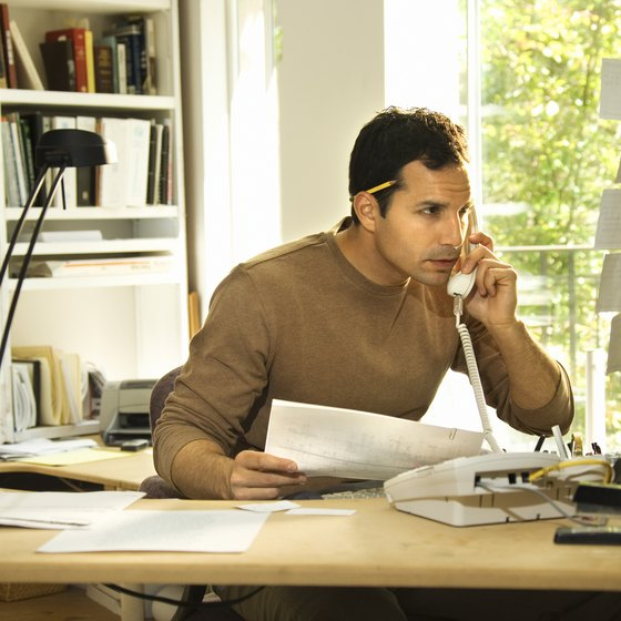 Tax deductions can be taken for a home-based business.