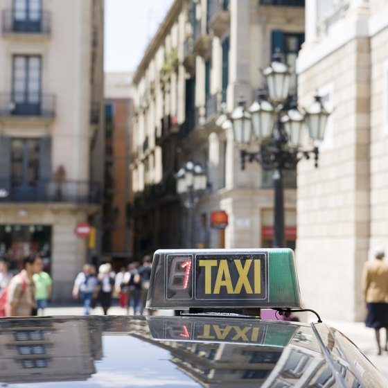 Spanish cab drivers do not expect 20 percent tips.