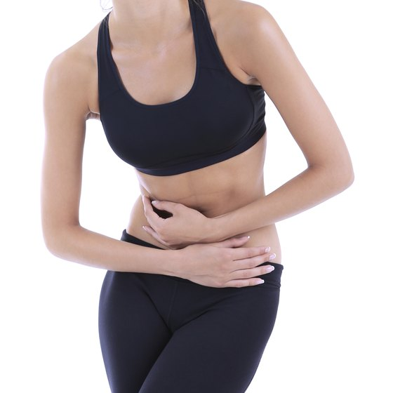 Epsom salt enemas for colon cleansing can cause abdominal discomfort, among more serious problems.