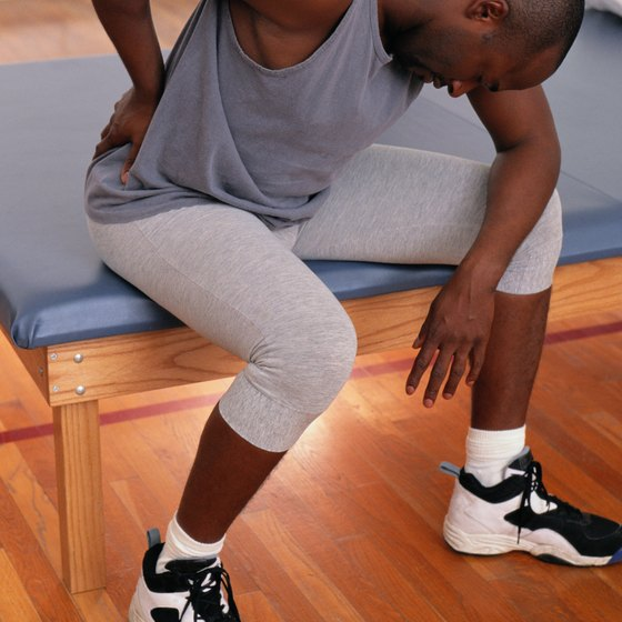 Unsafe or improper ab exercise can lead to back pain and other injuries.