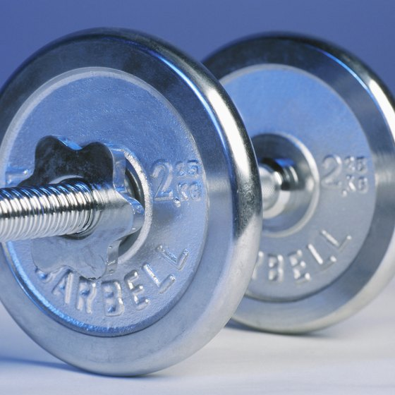 Adjustable dumbbells are not ideal for the pullover exercise.