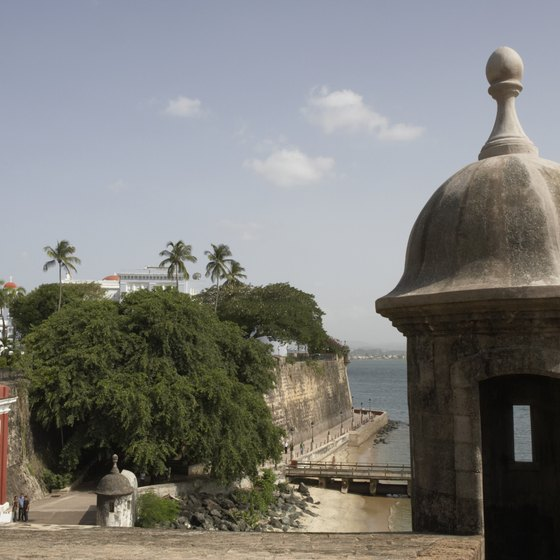 Consult a San Juan guidebook for a list of current local attractions.