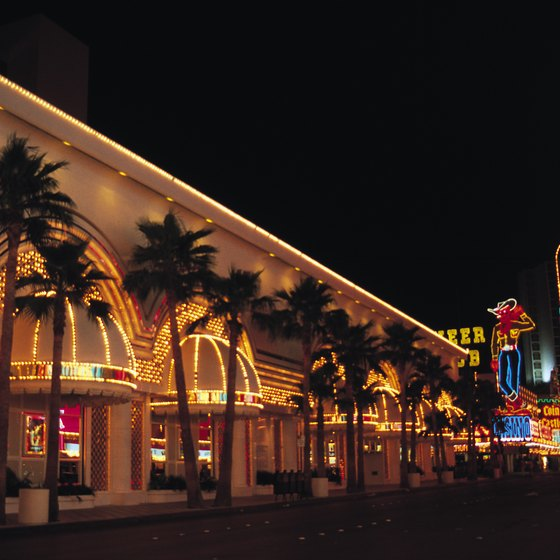 Golden Nugget is one of several Las Vegas casinos that offers poolside blackjack.