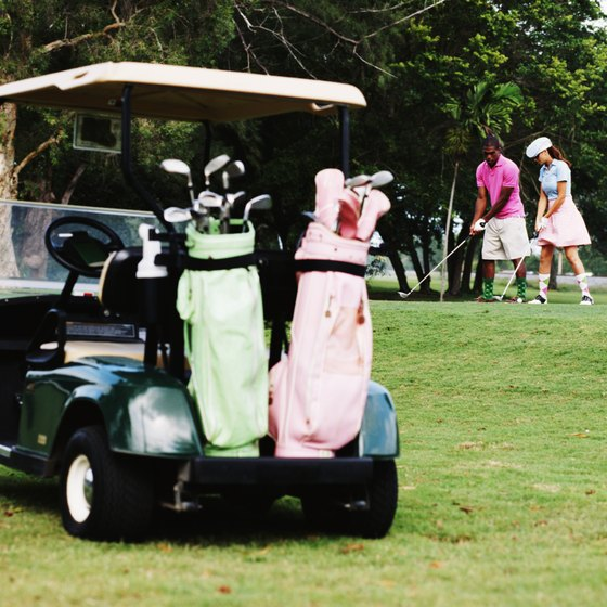 Routine charging will extend the life of your golf cart's battery.