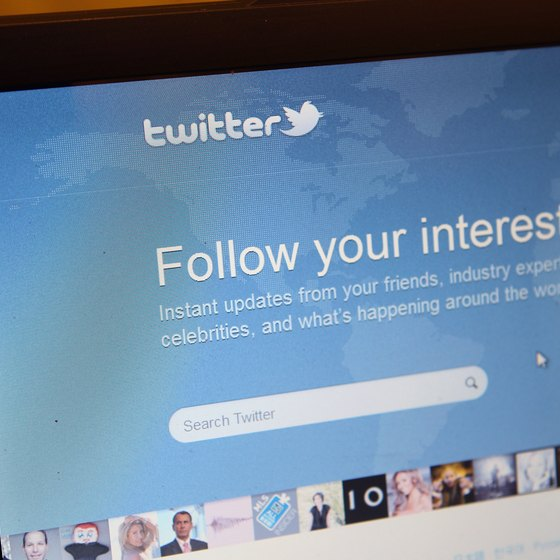 The Twitter social network offers businesses new ways to connect with customers.