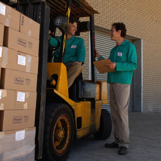 Providing speedier deliveries can be leveraged in a logistics business marketing plan.