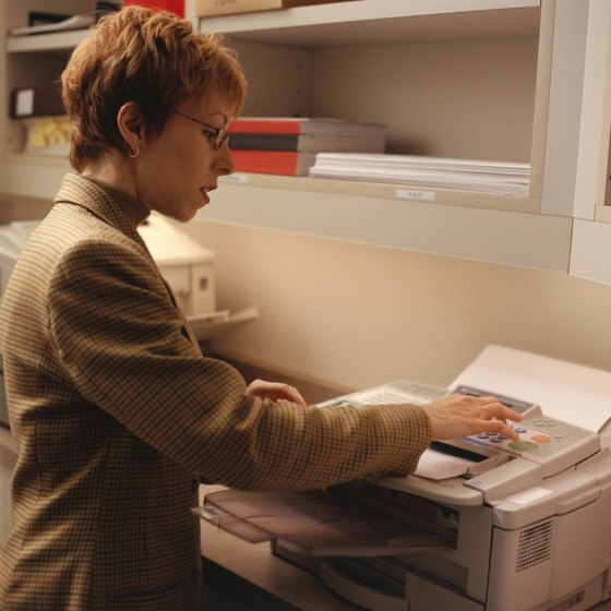 Fax memory is capable of storing both outgoing and incoming faxes.