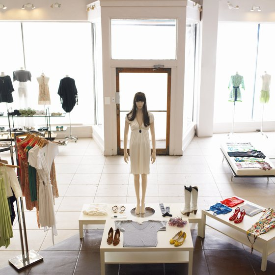 Visual merchandising culture should reflect both the company brand and the customers' needs.