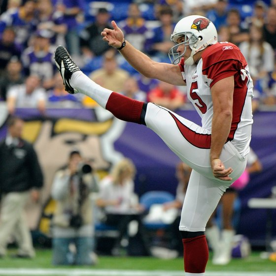 Arizona Cardinals punter Ben Graham attended the Ray Pelfrey Kicking School in Nevada to learn the proper American technique for punting.