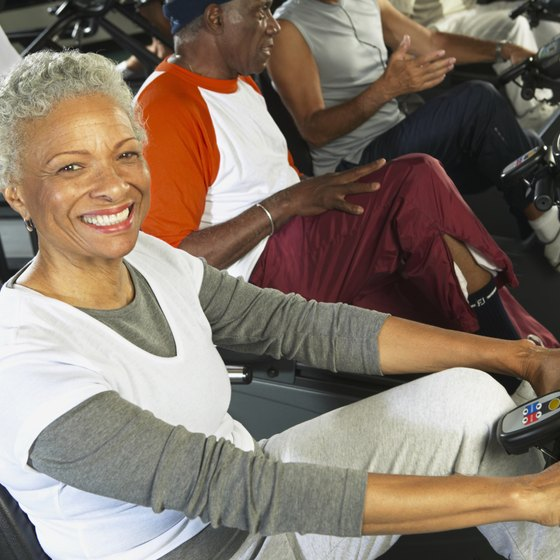 Recumbent stationary bikes offer a safe and comfortable ride for seniors.