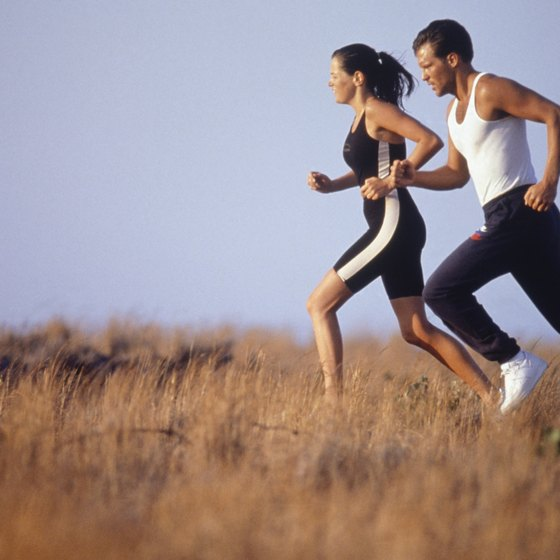 Jogging is an aerobic exercise that contributes to fat loss.