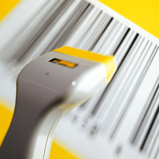 A bar code system is an efficient and cost-effective method for tracking inventory.
