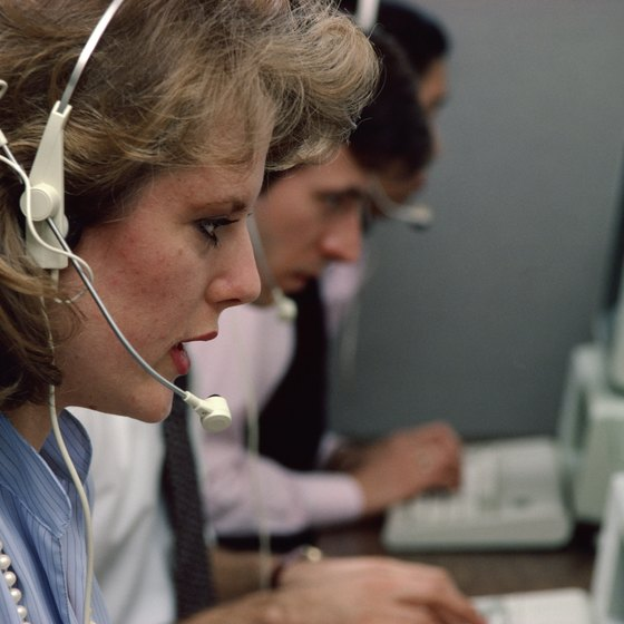 Giving your staff goals can help ensure a successful telemarketing campaign.