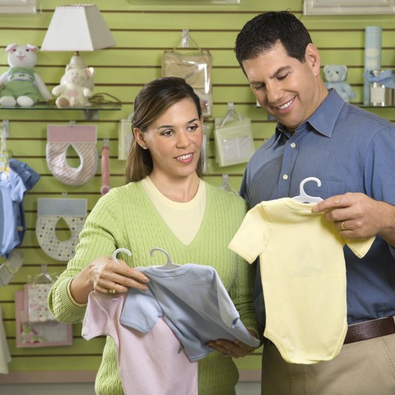 Successful baby stores require careful planning.