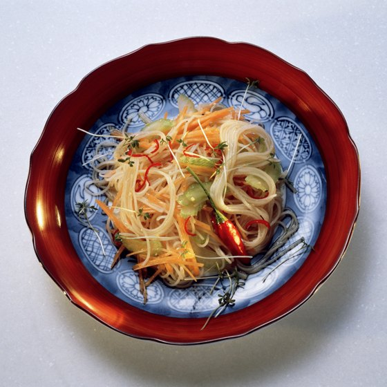 SWOT Analysis Example for a Noodles Industry | Your Business