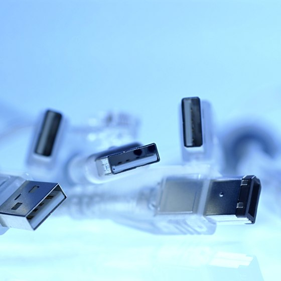 Check cable compatibility before you plug in printer connections.