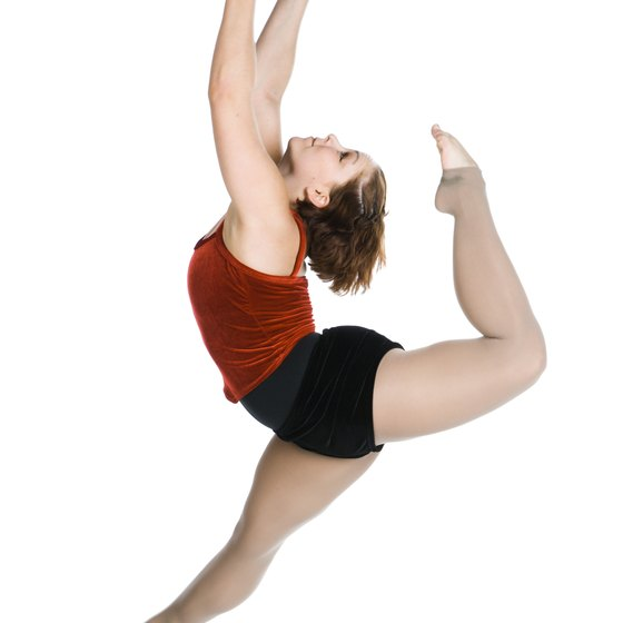 A full range of pelvic rotation is imperative for dancers.