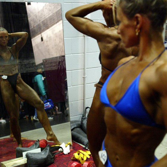 Get leaner and stronger than you've ever been before competition.