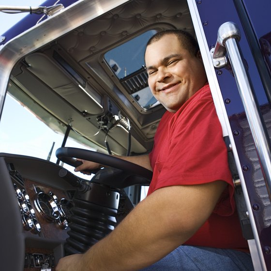You have a number of financing options to expand your trucking company.