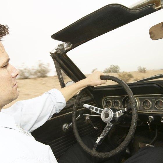 Vehicle tax, MOT and insurance