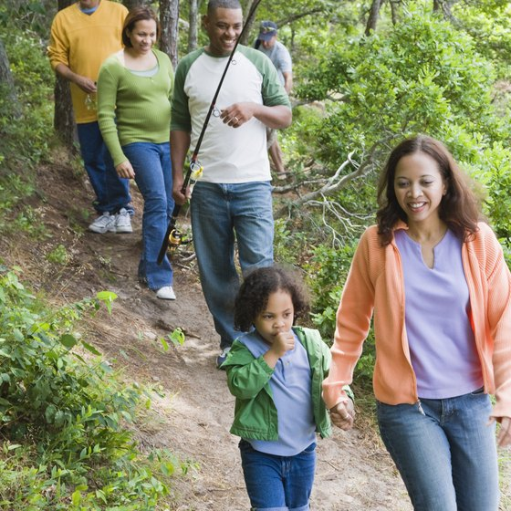 Family hiking opportunities abound in Sheboygan.