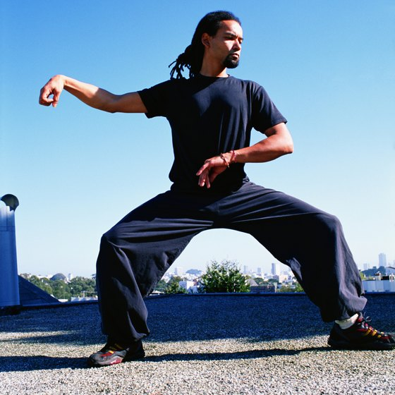 Tai chi workouts are easy to master and beneficial to your health.