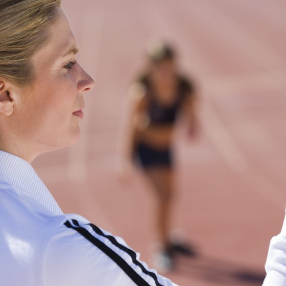 A stopwatch can help determine your speed more accurately.