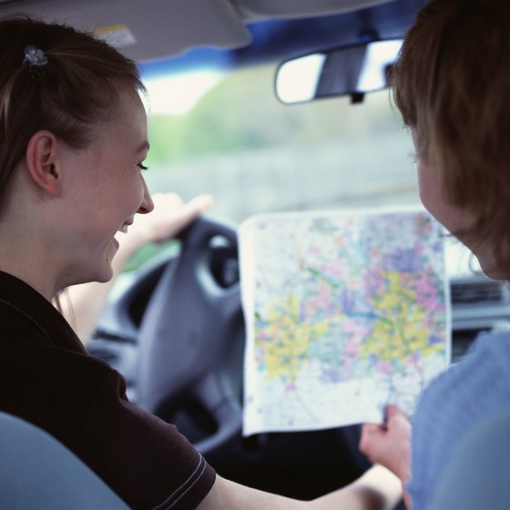 Road trips require some planning to ensure a smooth trip.