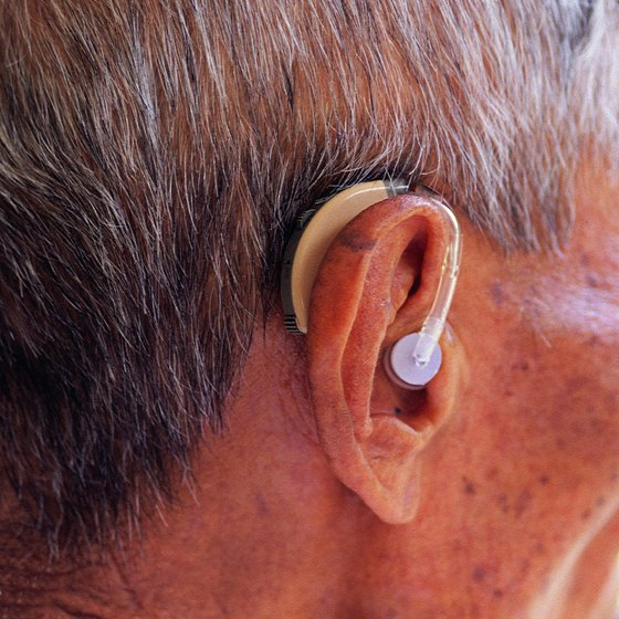 A few large global companies account for the bulk of sales in the hearing aid industry.