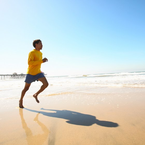Endurance training relies on energy from well-planned meals.