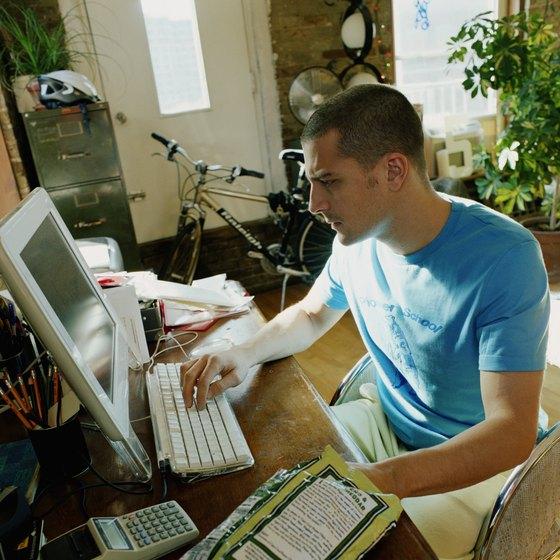 Single entry bookkeeping lets sole proprietors focus on making money.