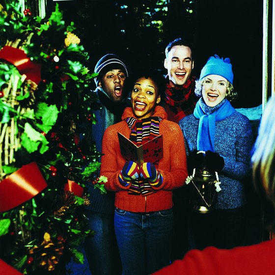 Start a new holiday tradition and go caroling with family and friends.