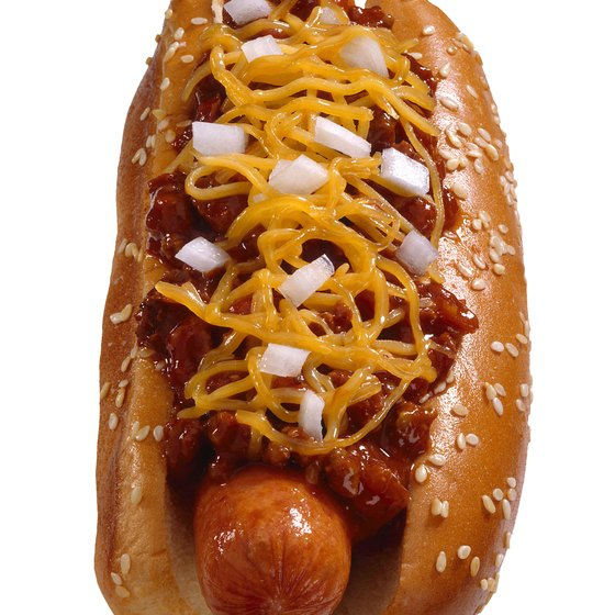 A good chili-cheese dog can be attractive to a wide target market.