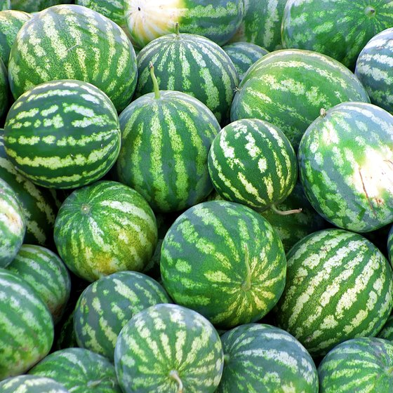 Watermelon has vitamins and other nutrients that benefit your circulation.